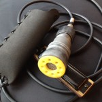 Harmonica mic III in yellow