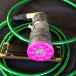 Harmonica Microphone Mic III_Pink F
