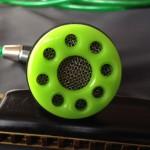 Silverfish Mic_Lime Green