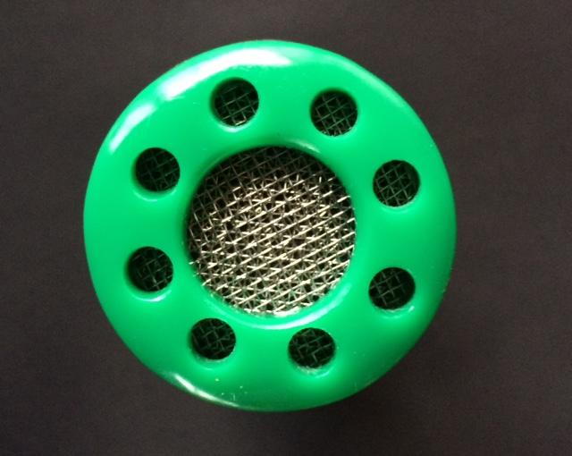 Silverfish Harmonica Microphone - Jade