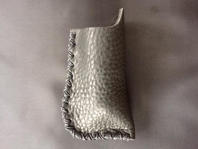 Leather Case - Silverfish Bullet Harp Mic_Medium_Z