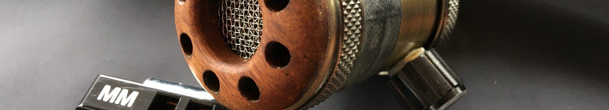 Silverfish harmonica microphones