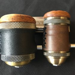Leather-wrap upgrade