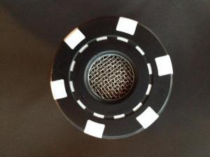 Standard Bullet (black poker)