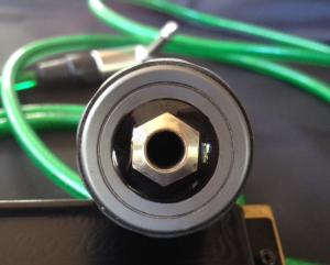 Connector: 1/4″ (6.3mm) jack