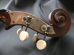 Silverfish Electric Violin