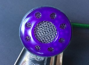 Harmonica Microphone - Purple Haze