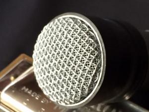 Quicksilver Harmonica Mic
