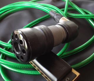 Harmonica Microphone - Black