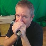 Ben Hewlett - Silver Bullet Harmonica Microphone