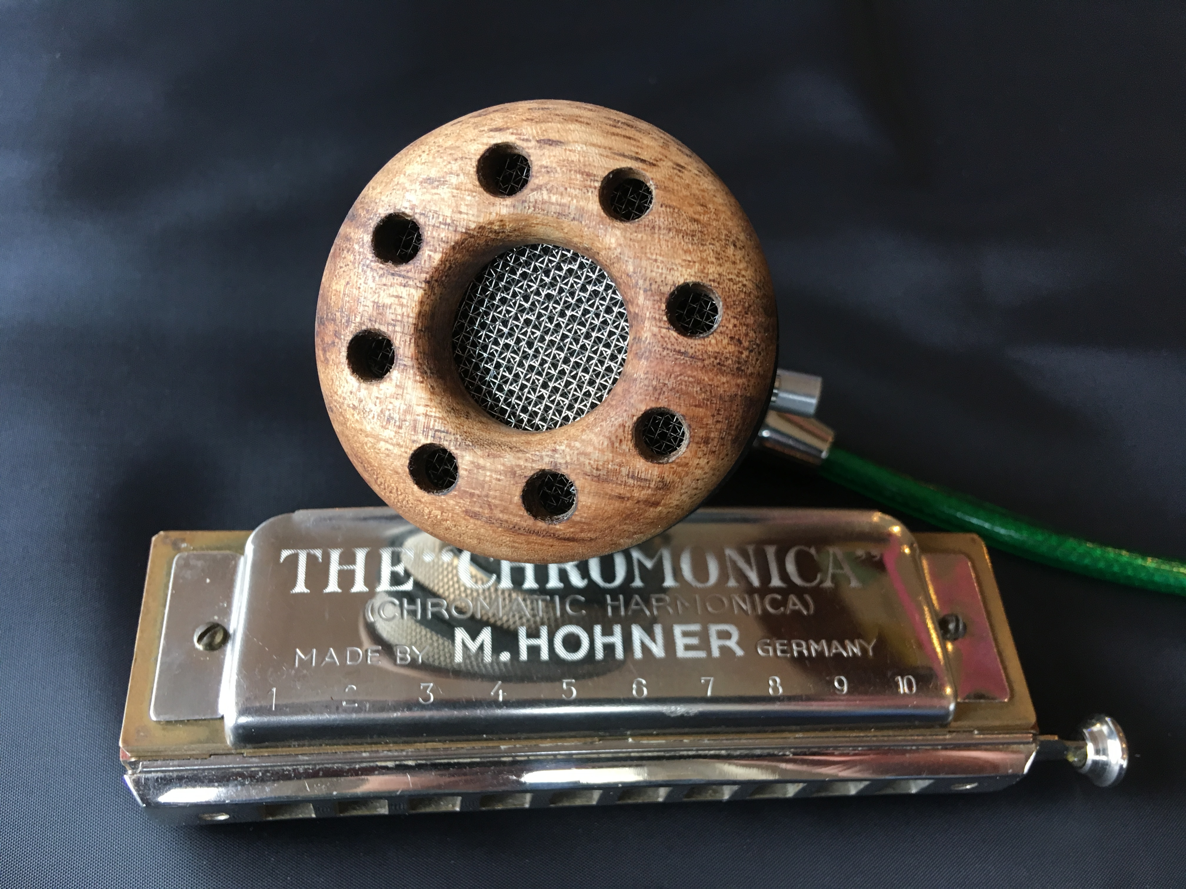 Harmonica Microphone Special