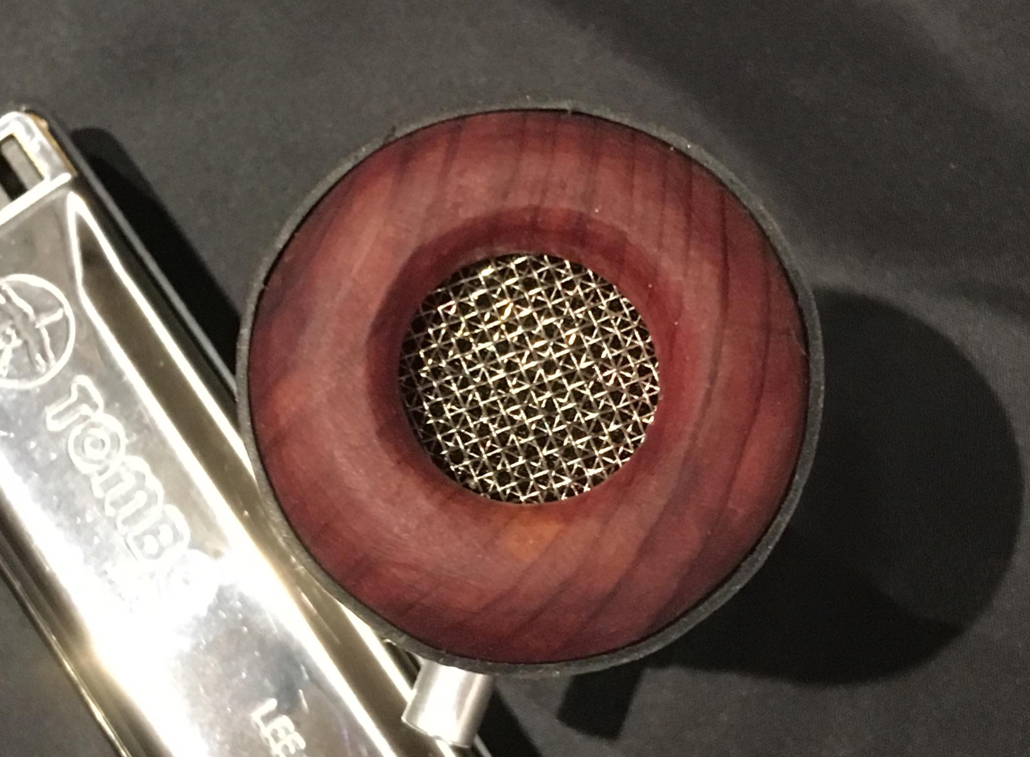 Harmonica Microphones | Moothie - Wood