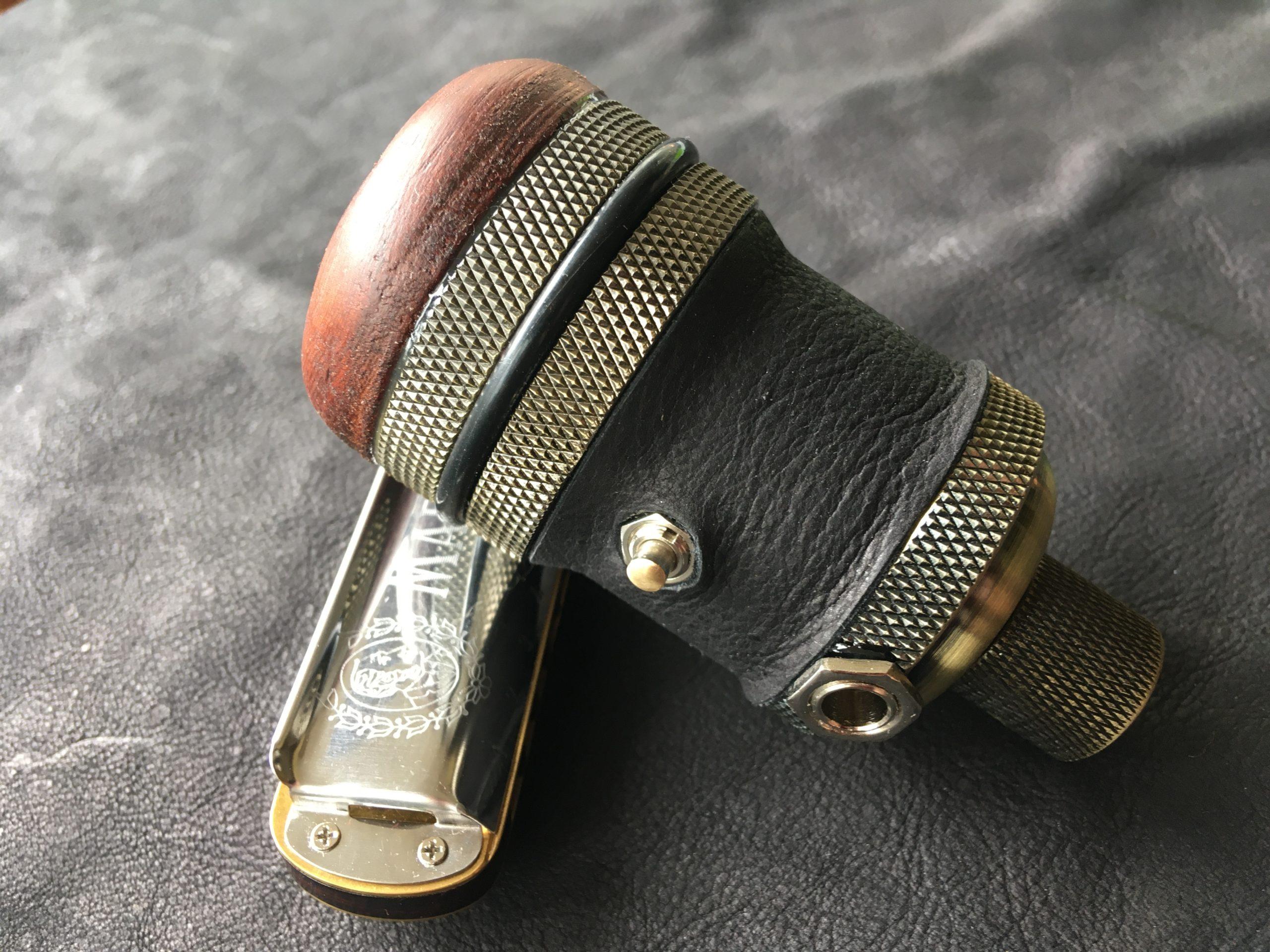 Silver Bullet Dynamic | Standard Harp Mic Switch 50K