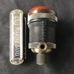Silver Bullet Dynamic | Standard Harp Mic 50KΩ Dirty/Lo-Fi