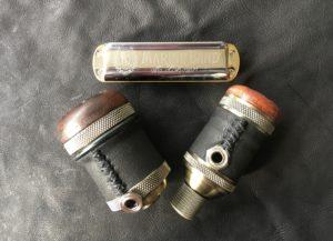 Silver Bullets | Standard and Standard Mini Harp Mics